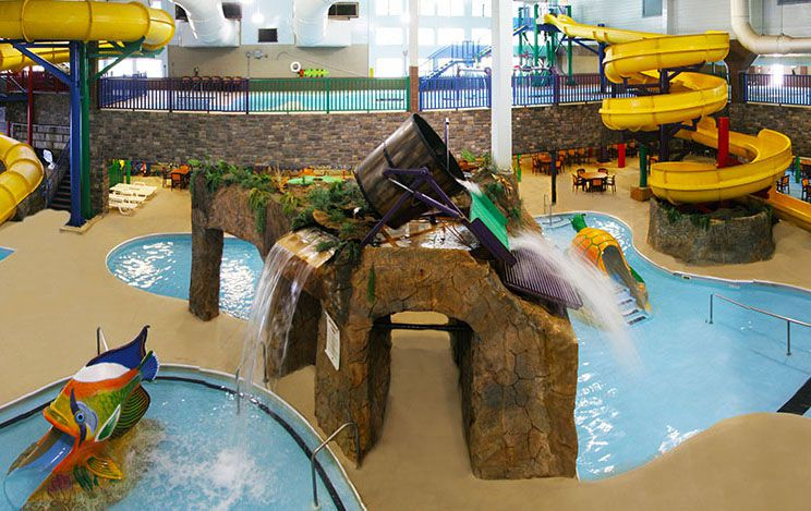 Castle Rock water park Missouri