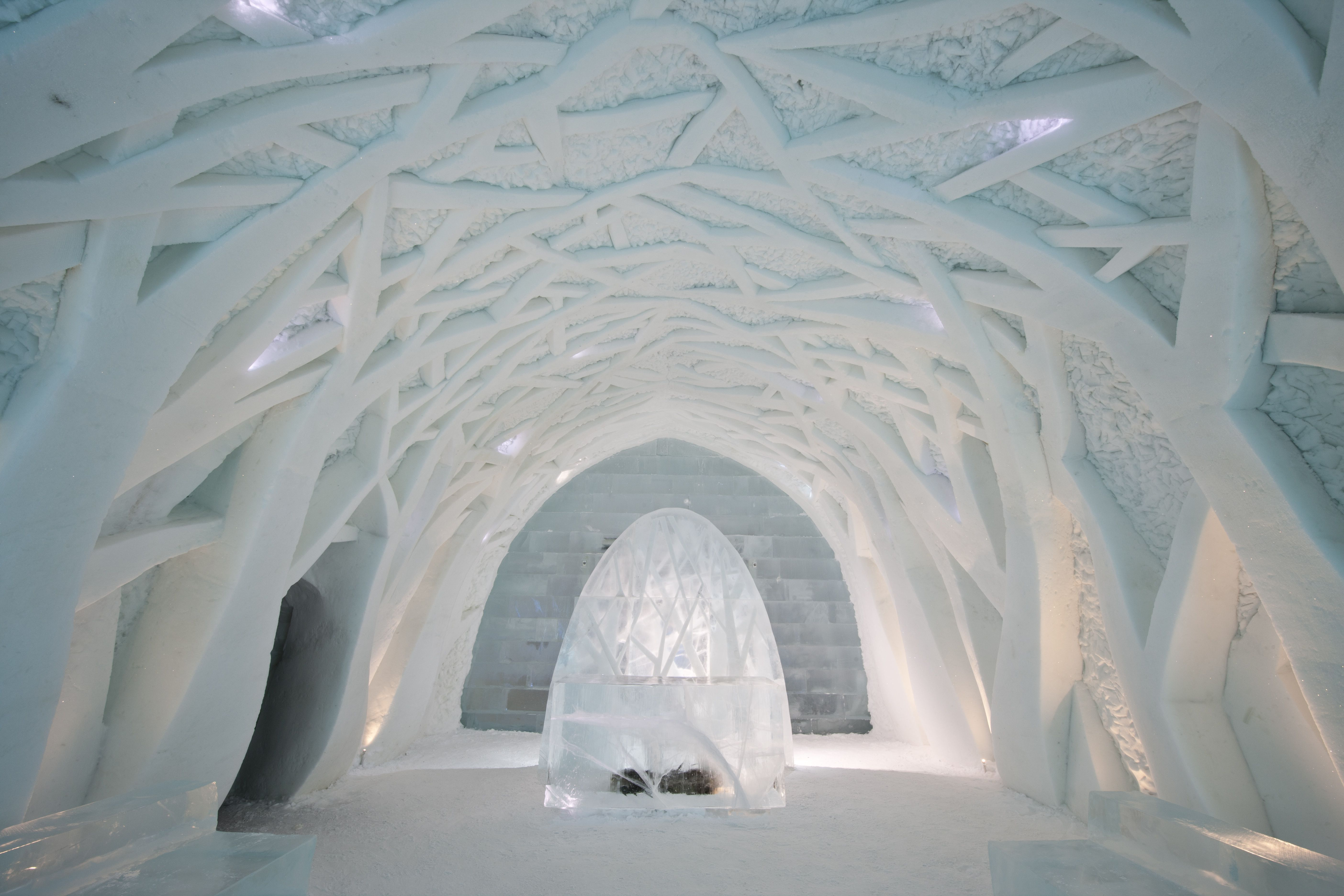 The Best Ice Hotels in Scandinavia