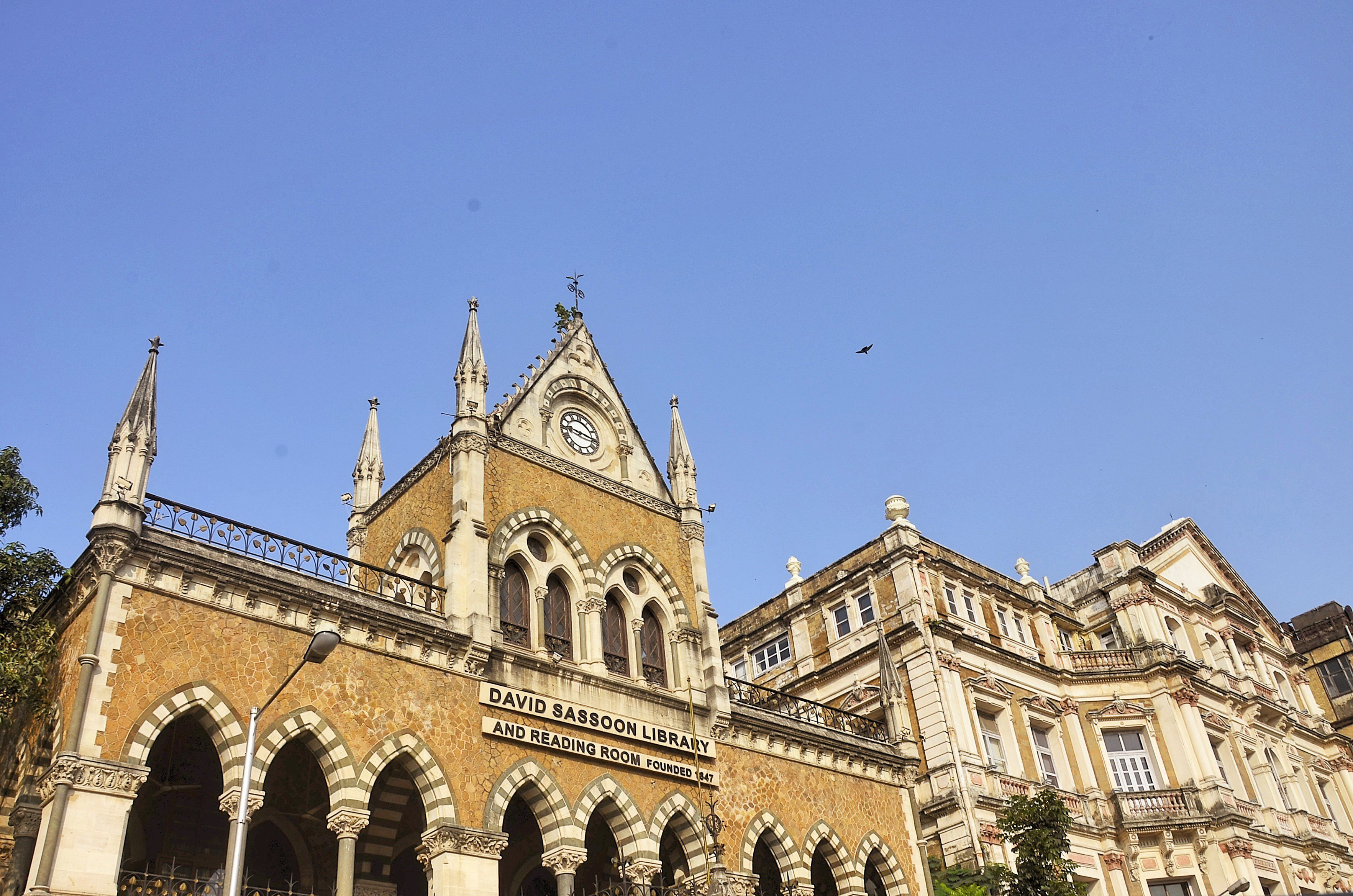 David Sassoon Library, Mumbai.