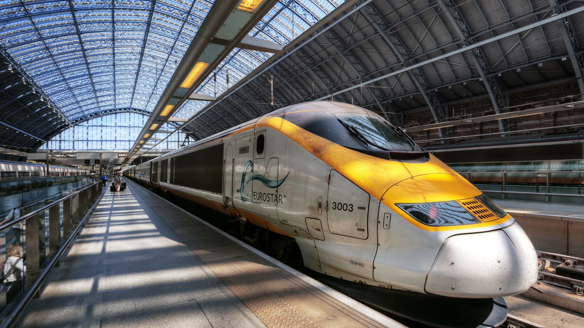 How to Take Eurostar - The Complete Guide