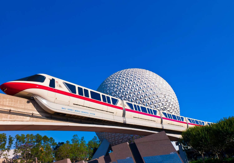 Opciones de transporte en Disney World