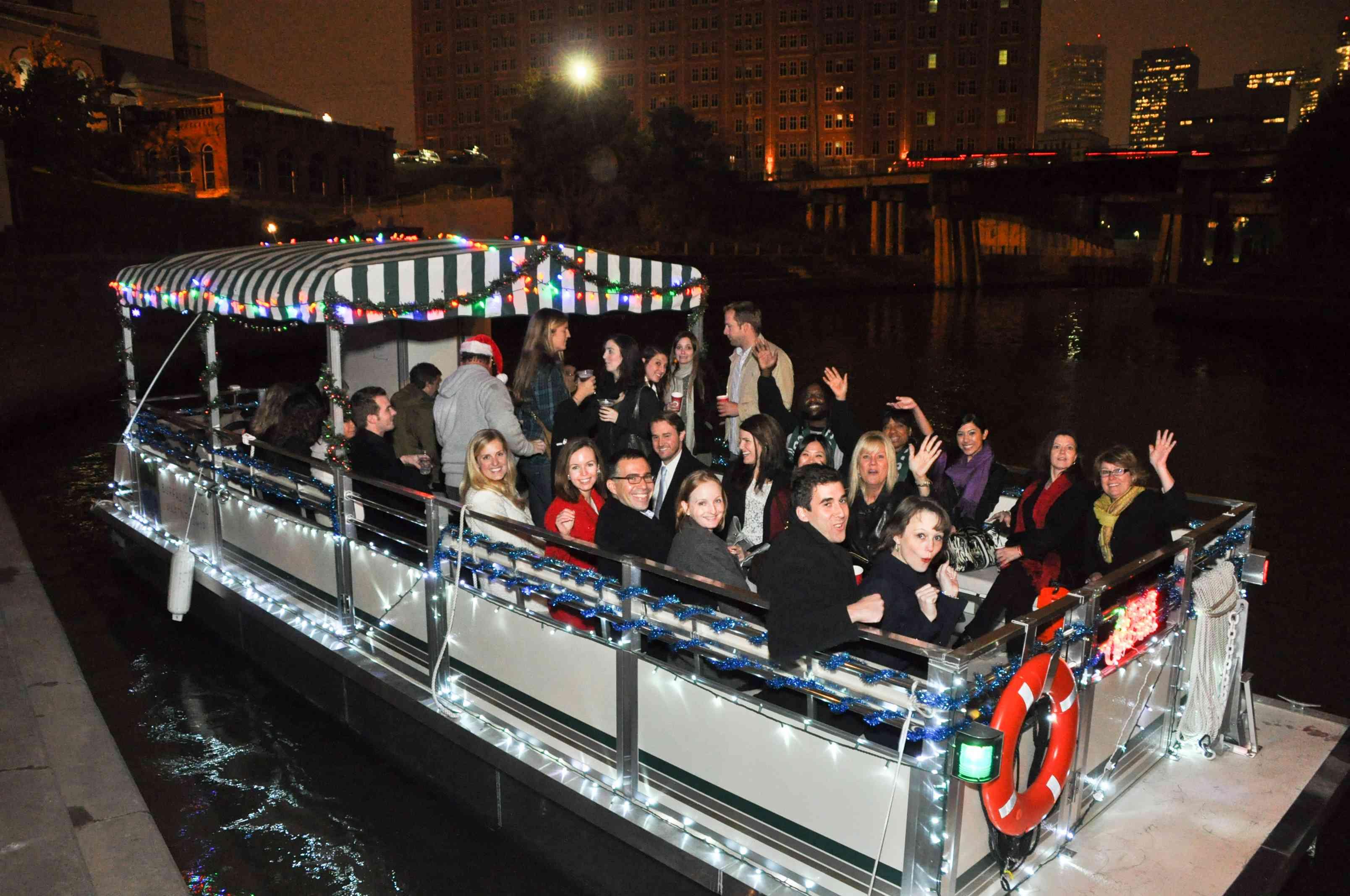 Buffalo Bayou Christmas Cruise