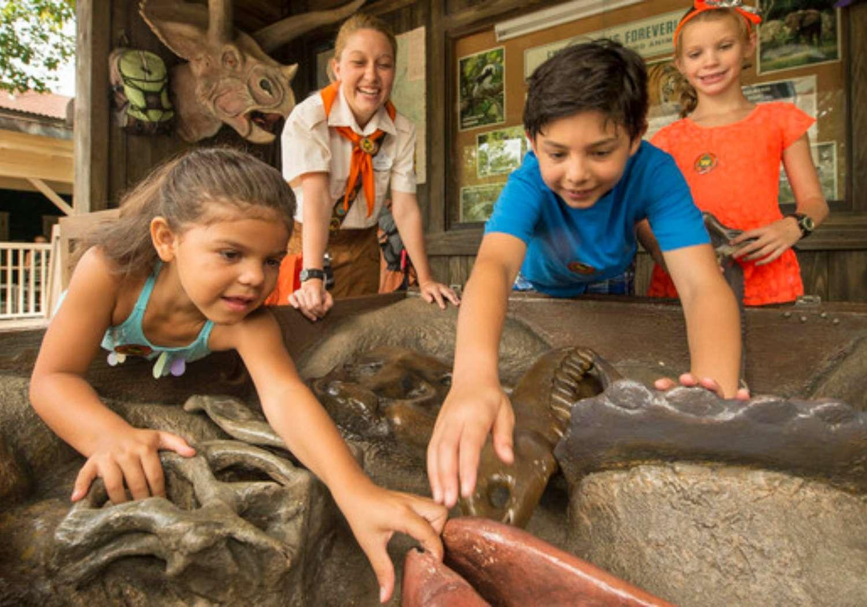 Wilderness Explorers at Animal Kingdom Park, Disney World