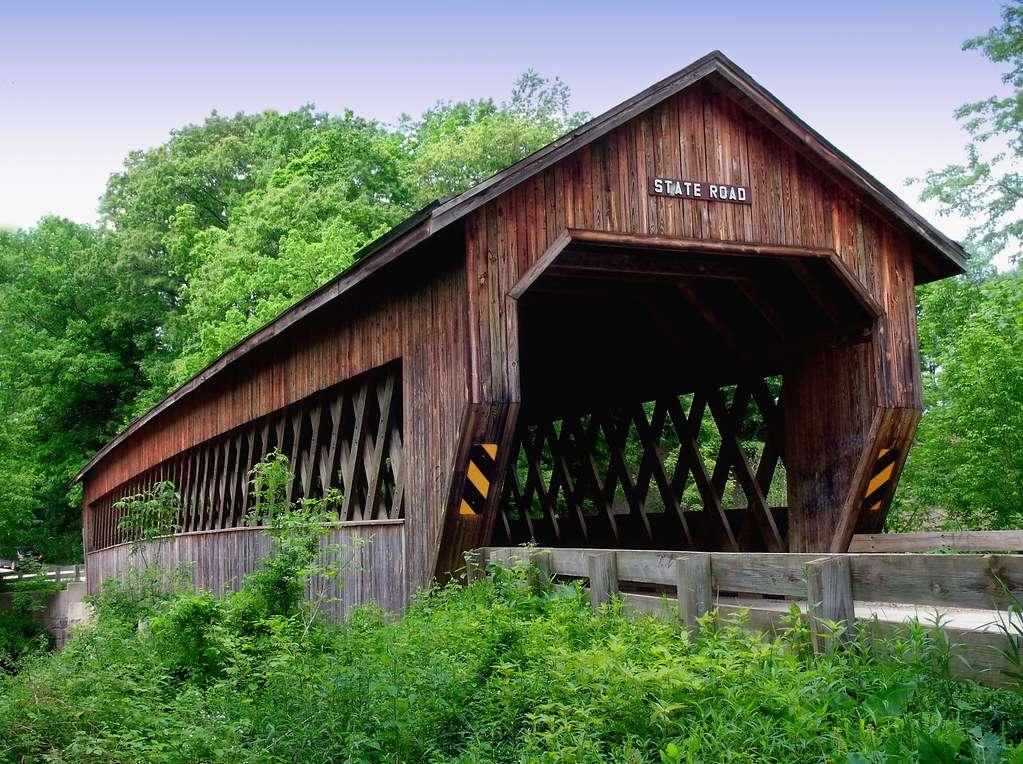 State Road Covered Bridge