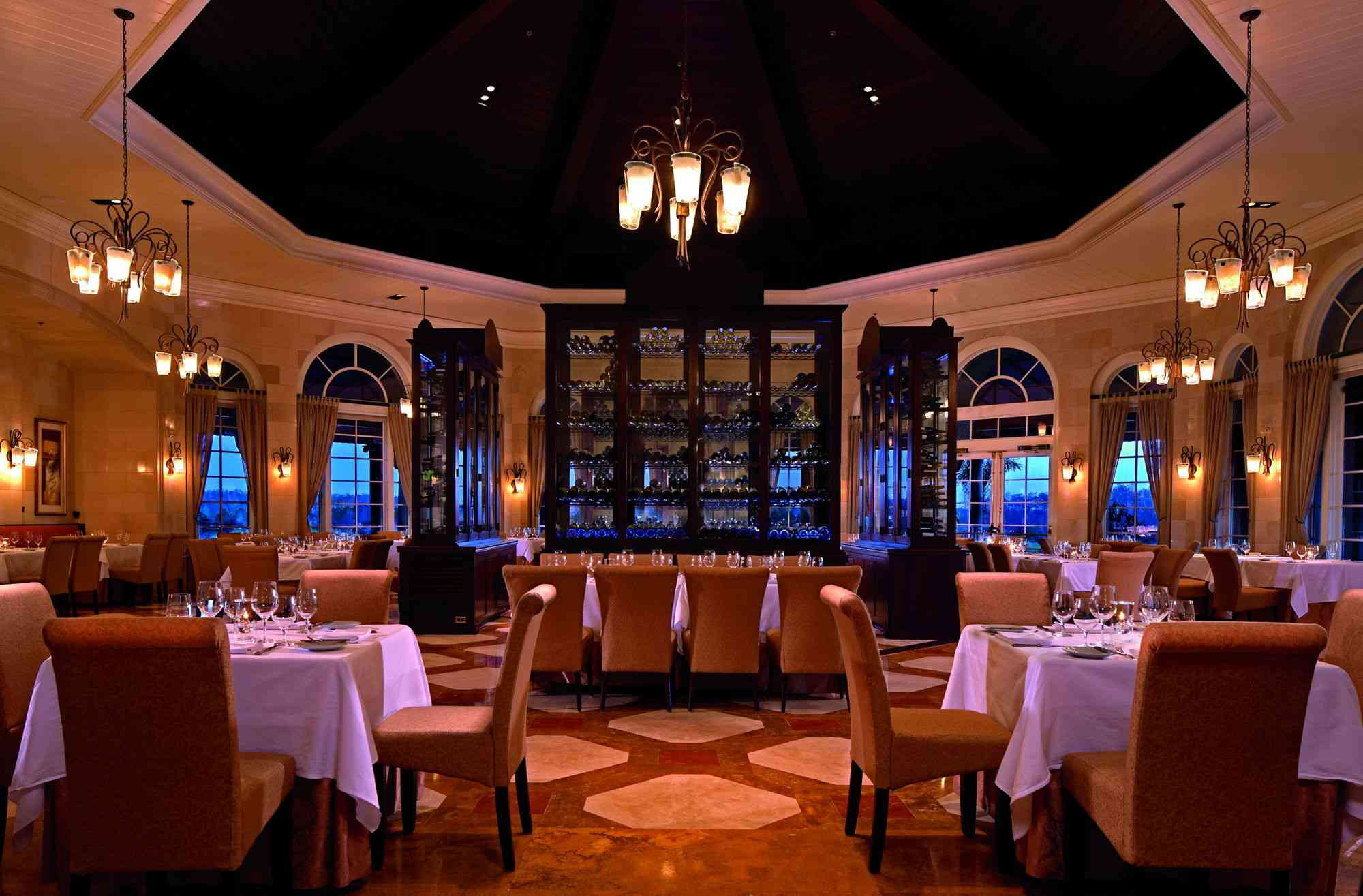 Top Romantic Restaurants In Orlando