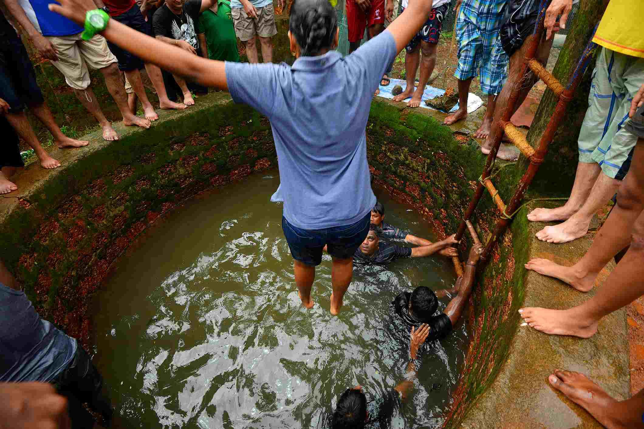 Festival de Sao Jao, Goa