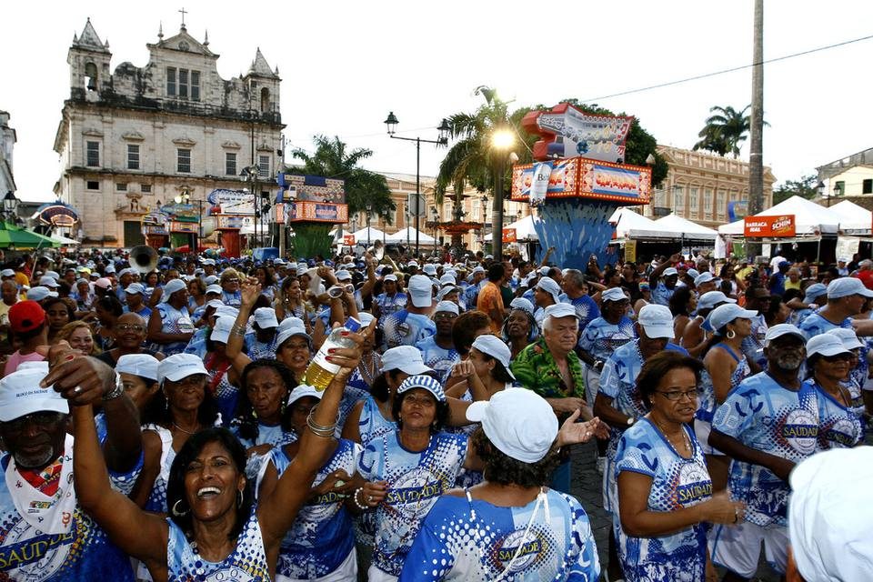 Where to celebrate Carnaval in Brazil: Carnaval in Salvado
