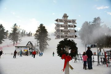 Nashoba Valley - Skiing: Westford, MA
