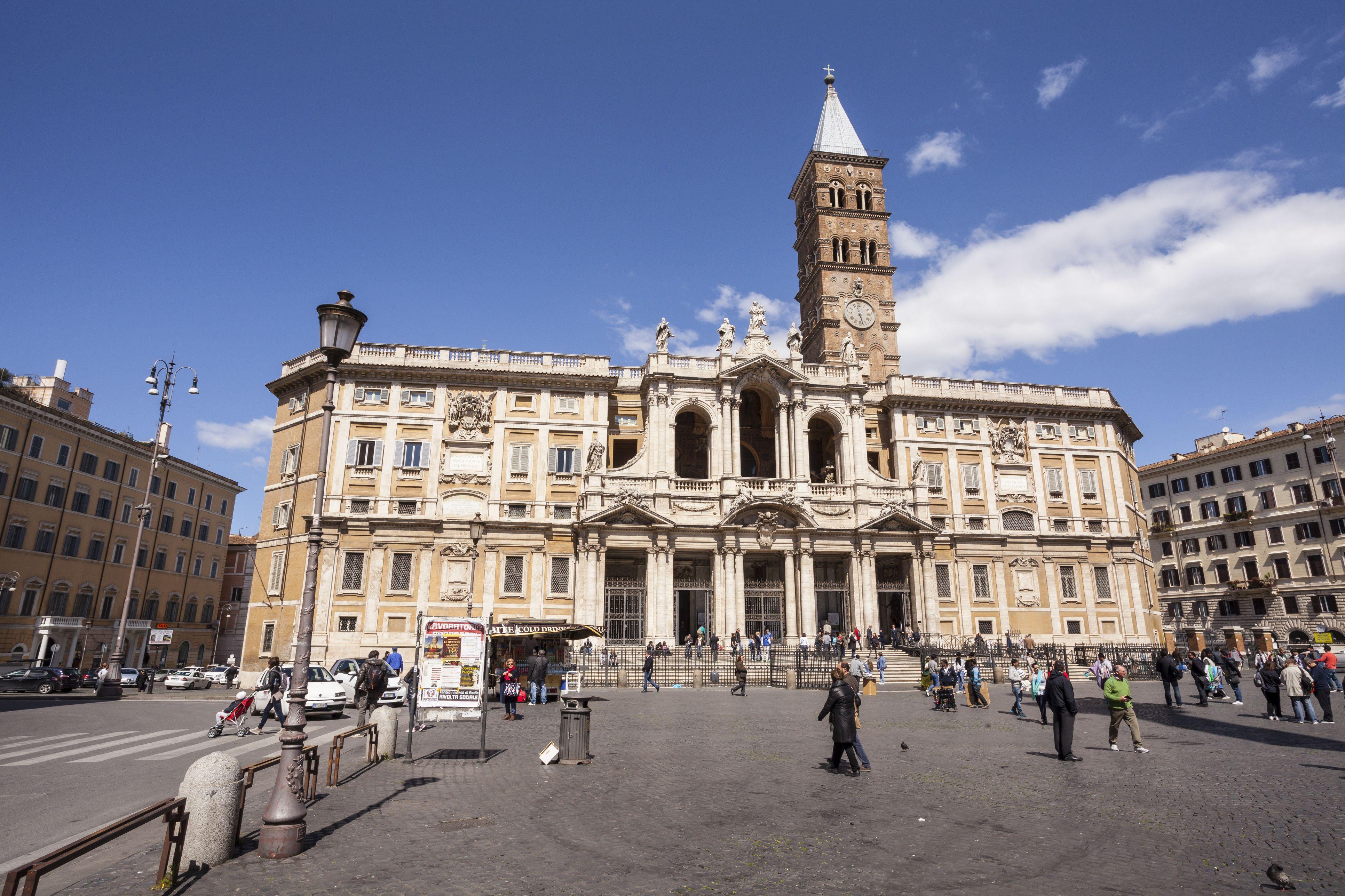 Basilica di Santa Maria Maggiore en Roma