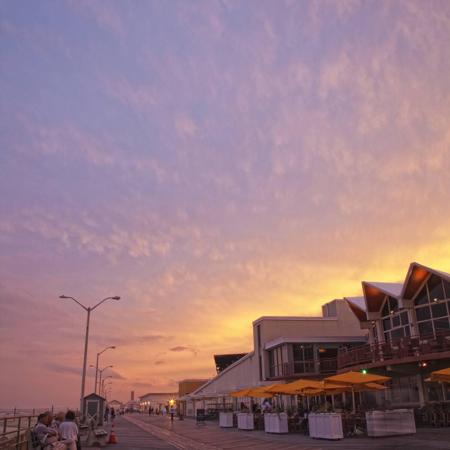 Asbury Park Boardwalk, Asbury Park, NJ