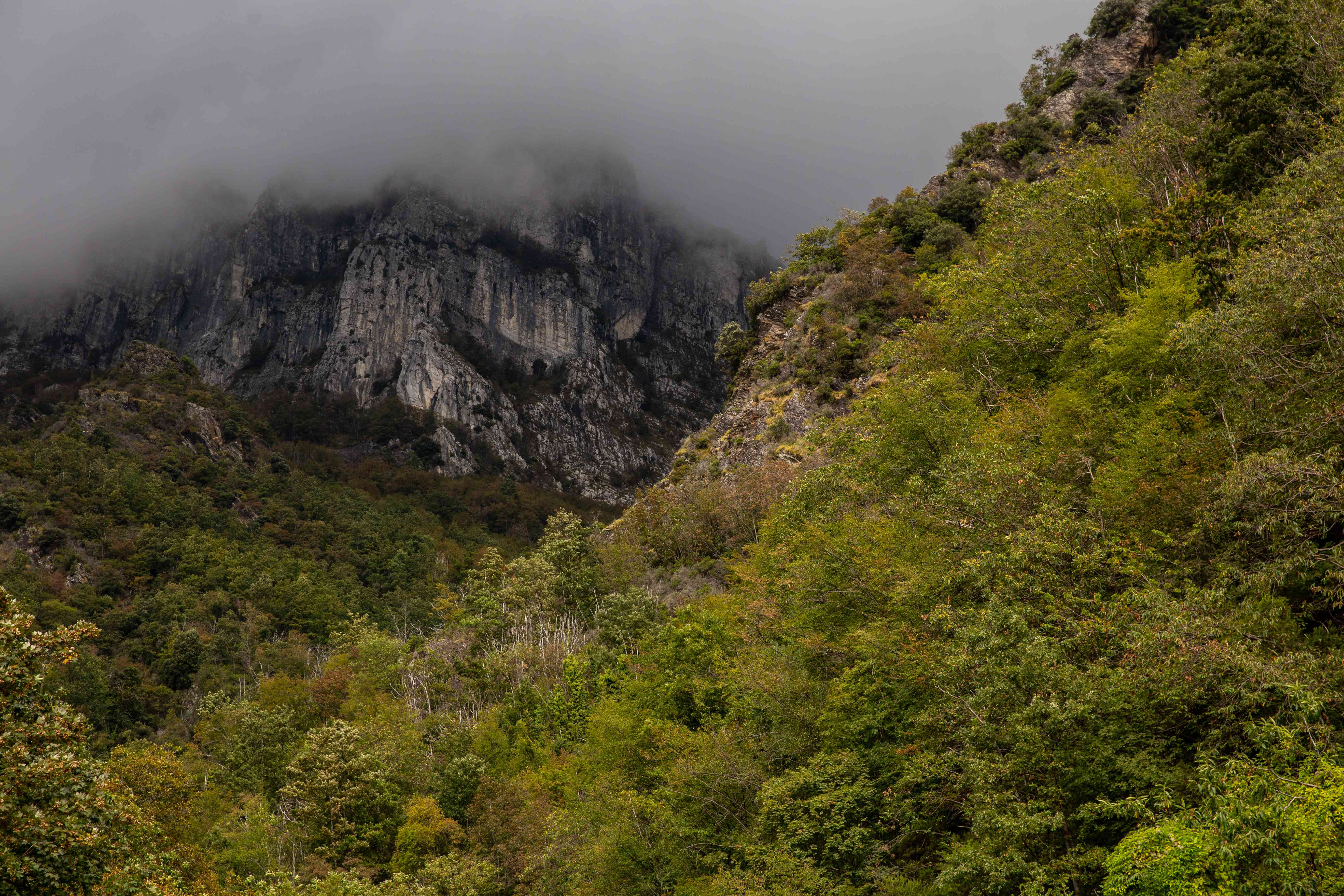 Corchia Underground Cave in the Apuane Alps Park