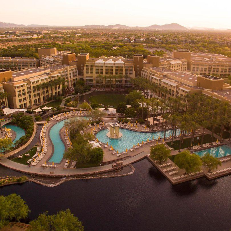 Staying at the JW Marriott Desert Ridge Resort & Spa