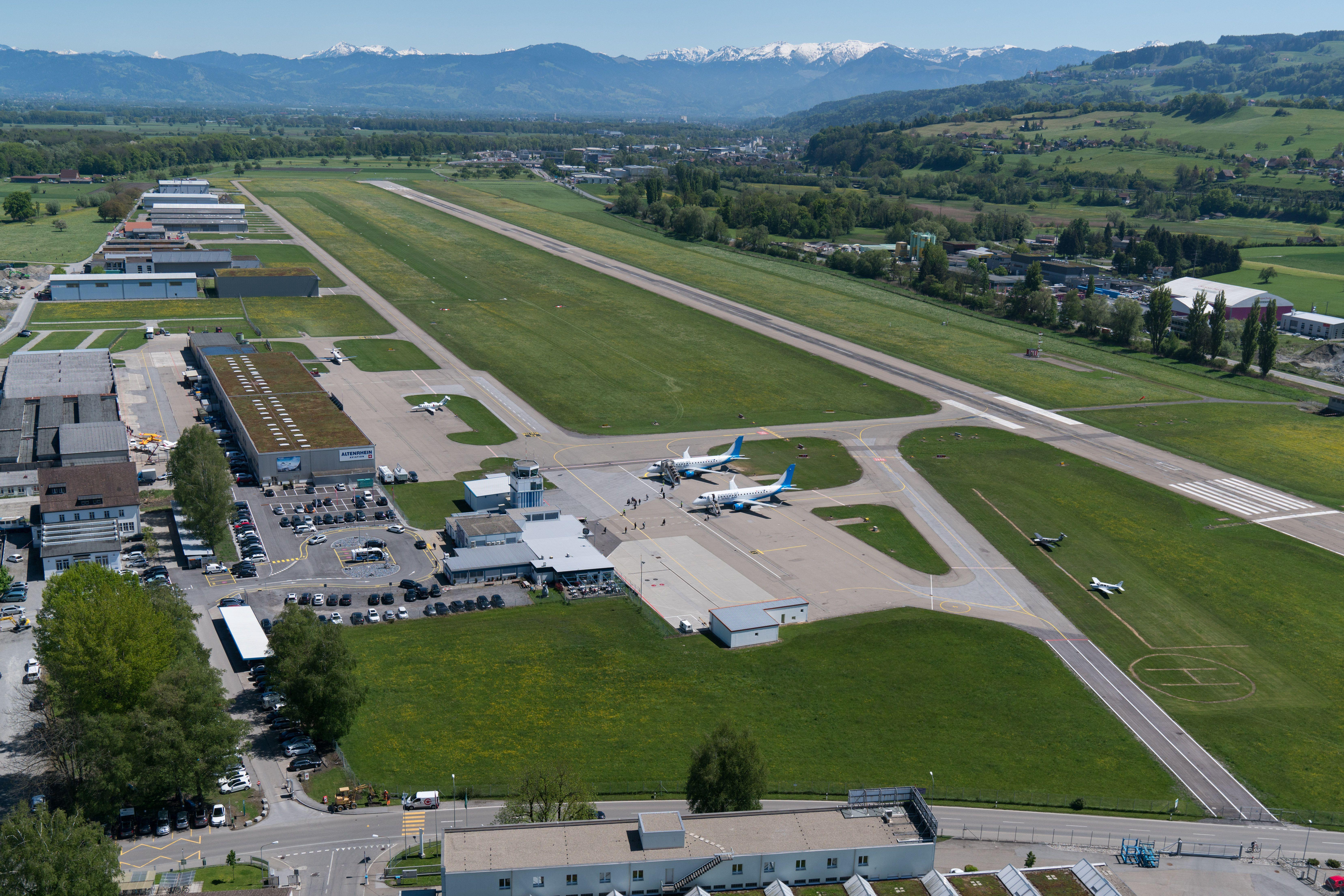 St. Gallen Airport