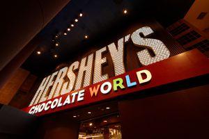 Hershey's Chocolate World in Vegas