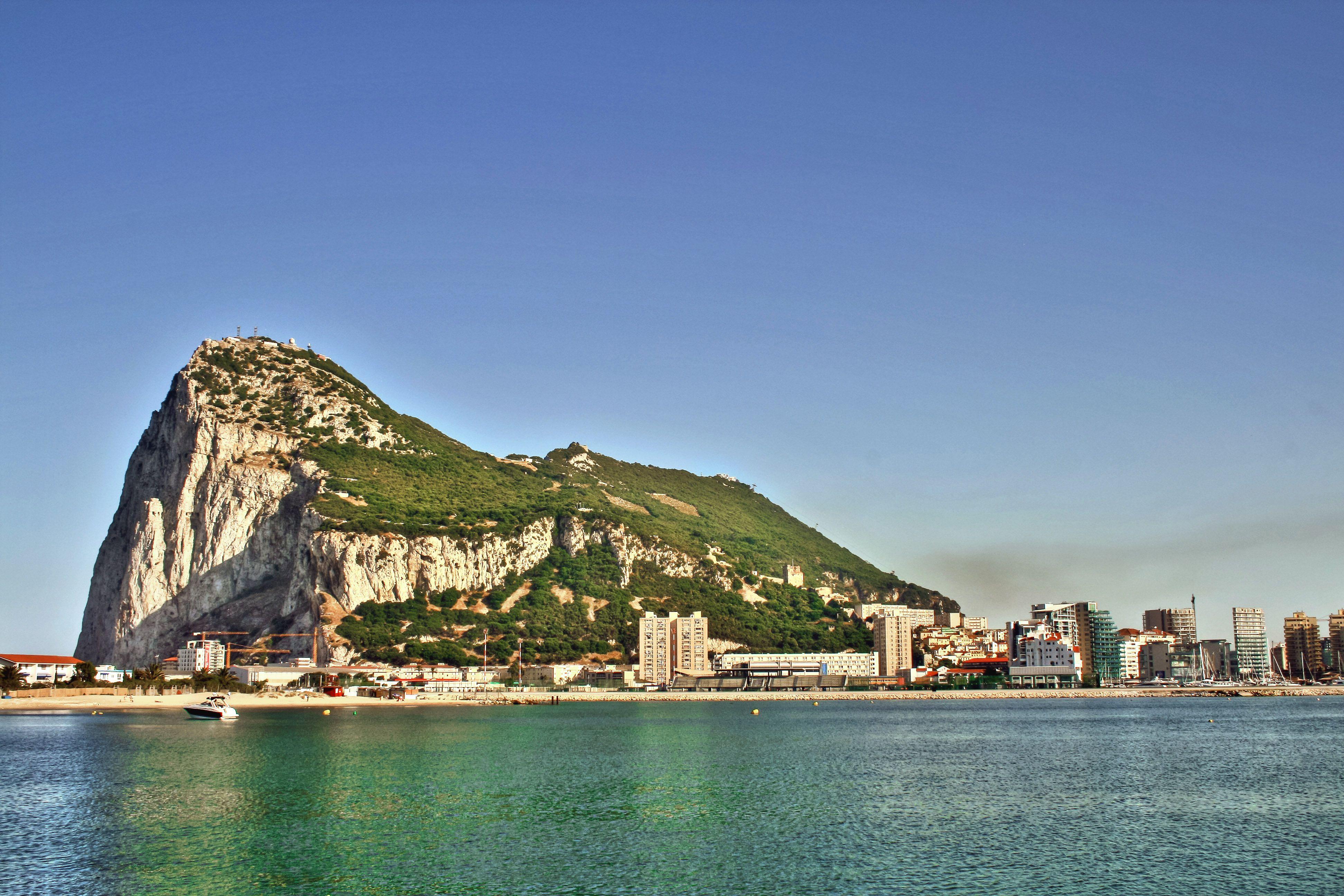 Peñon de Gibraltar, UK