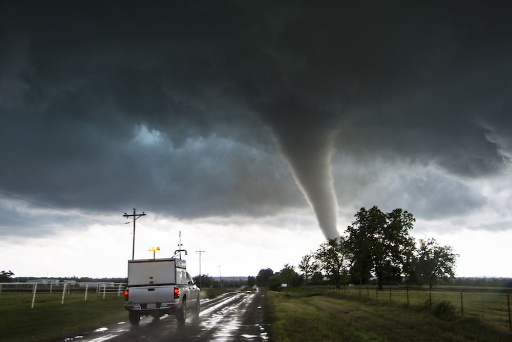 storm chasers tornado
