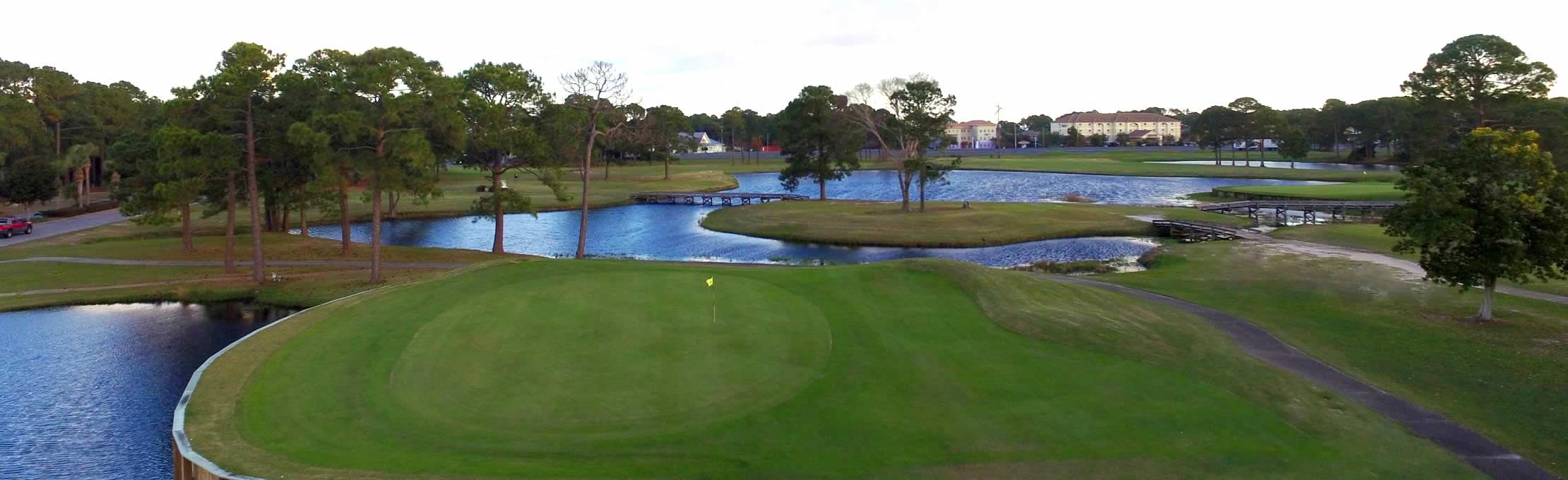 Seascape Golf Resort in Destin