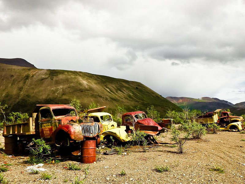 Canol Heritage Trail