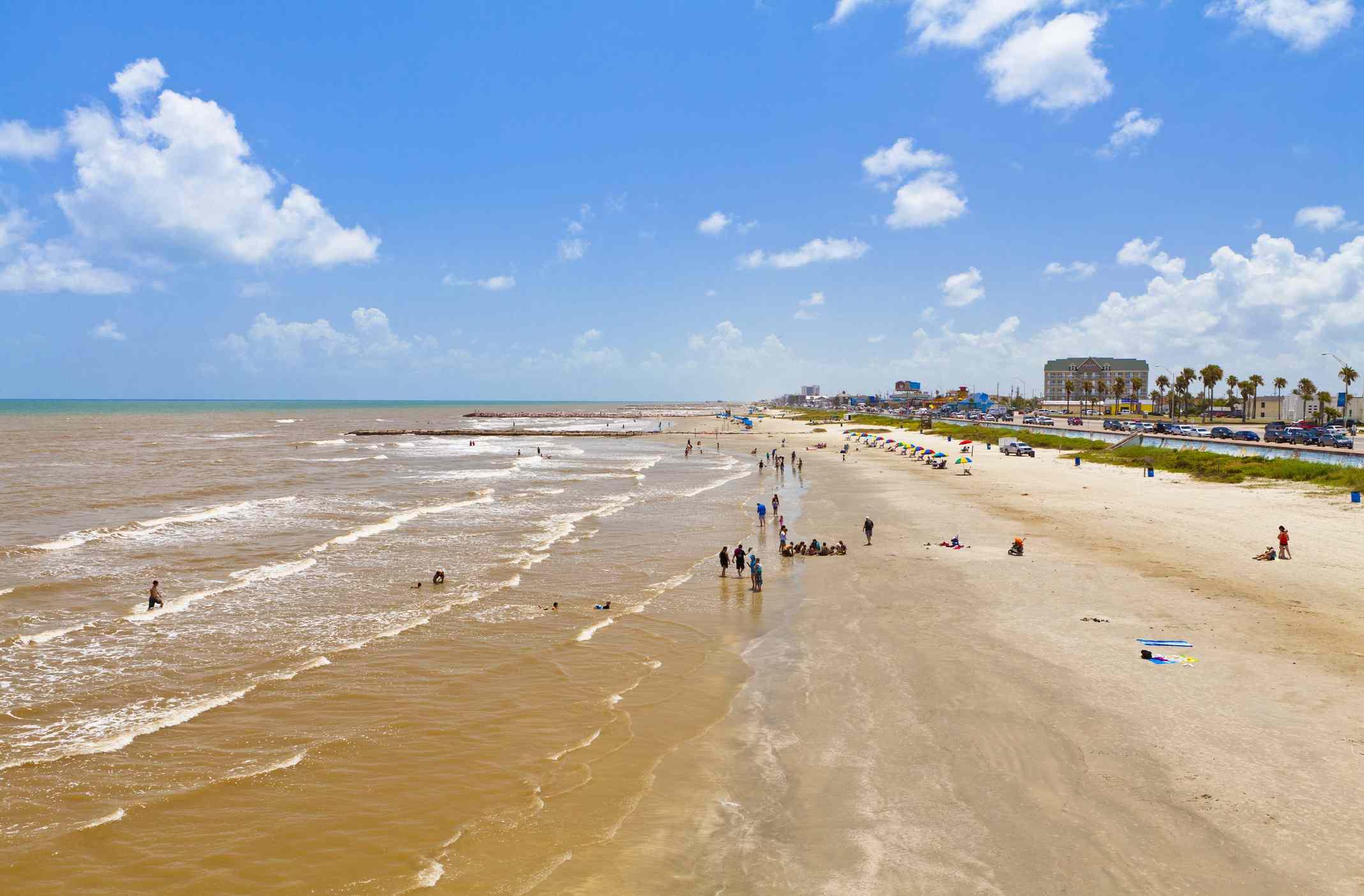 The Best Beaches Near Houston