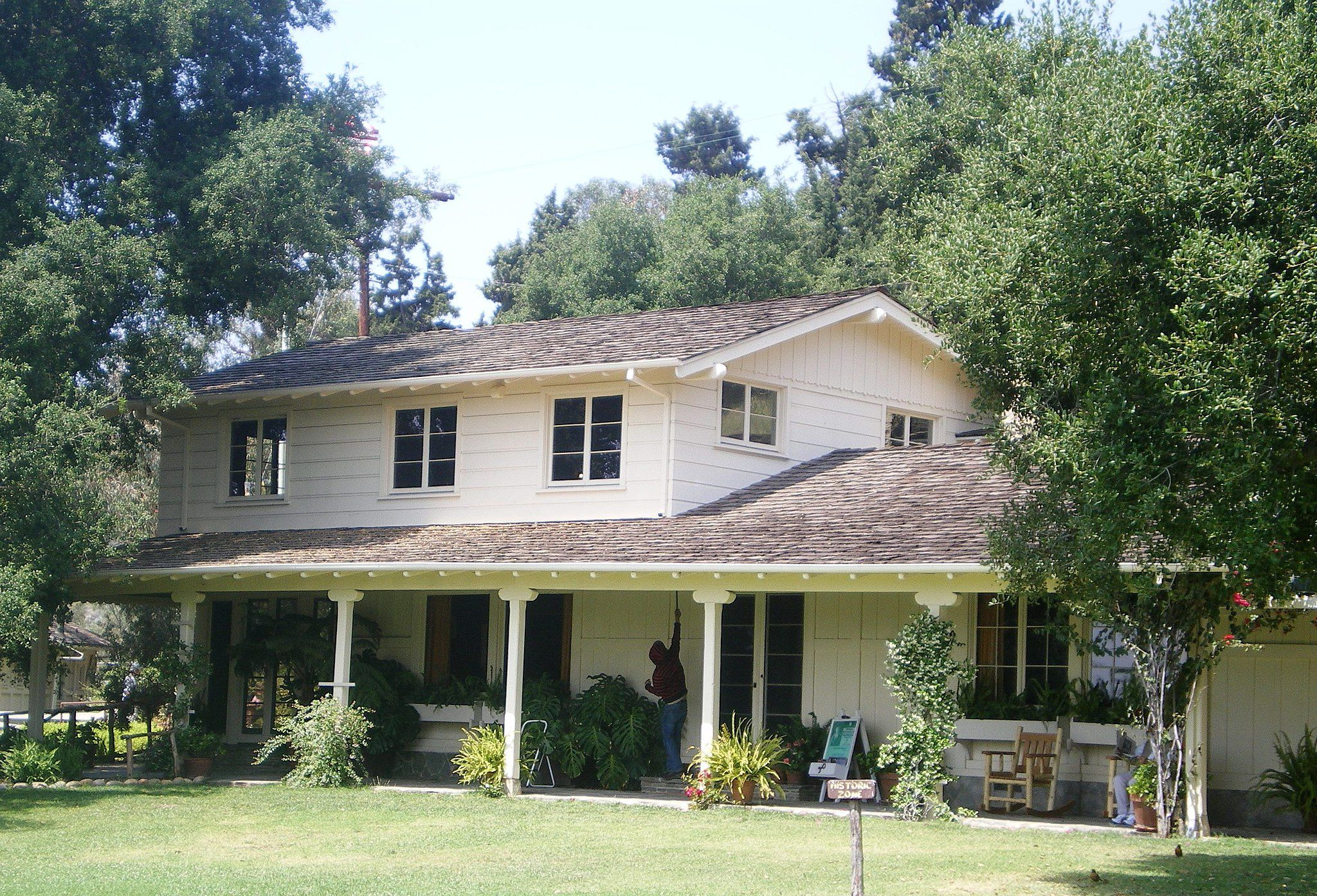 Will Rogers' House