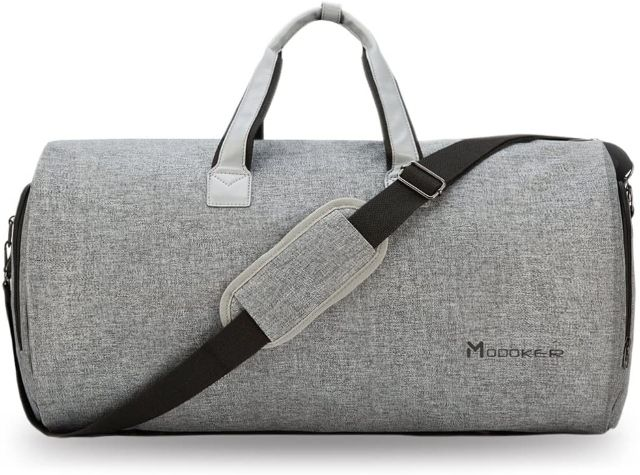Modoker Carry on Garment Duffel Bag