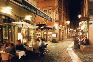 Nightlife in Lyon is laid-back and varied.