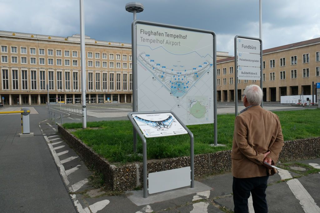 Berlin's Tempelhof tour