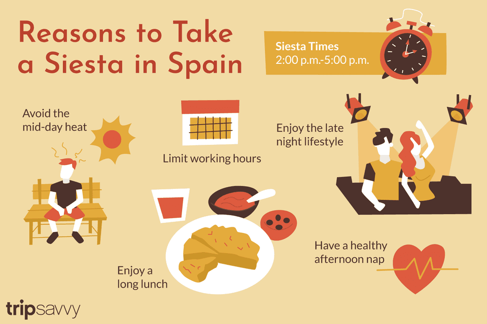 Reasons to Take a Siesta in Spain