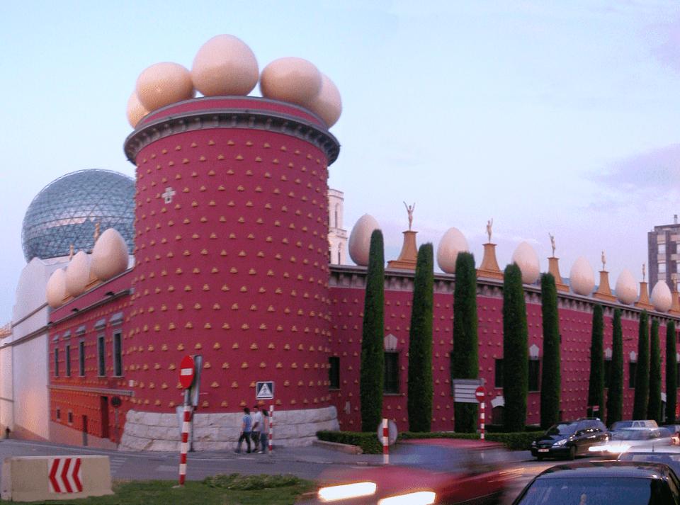 Salvador Dali Museum, Figueres, Spain
