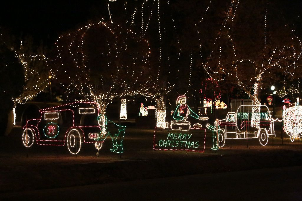 - Must-See Christmas Lights In Oklahoma City