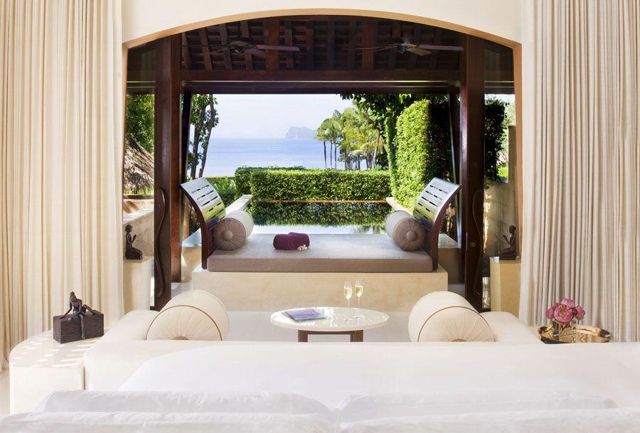 Bradley Cooper's hotel room in Thailand