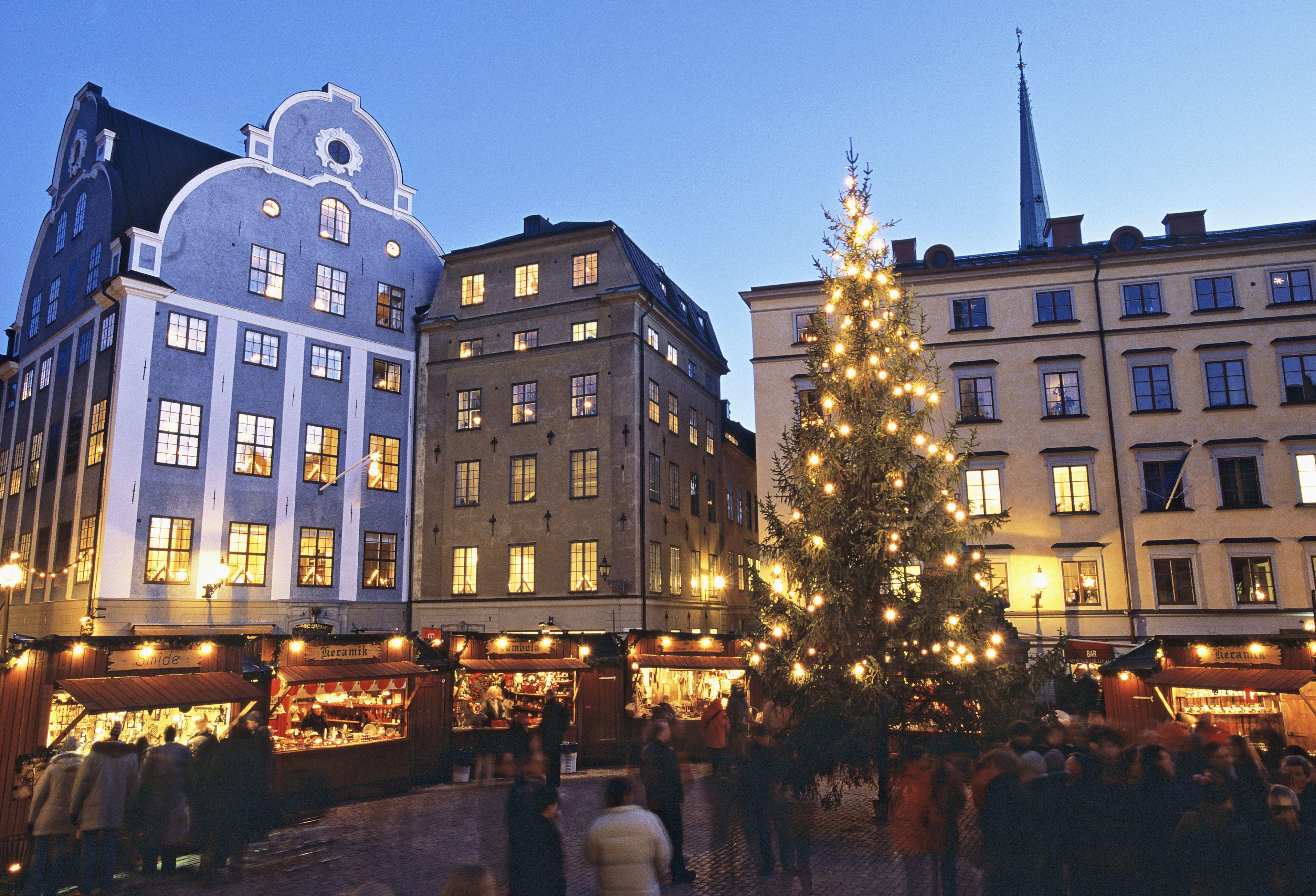Sweden, Stockholm, Scandinavia, Soretorget square