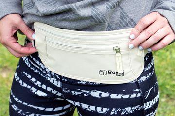Boxiki RFID Travel Money Belt