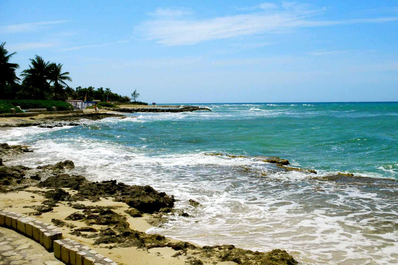Rose Hall Beach Jamaica