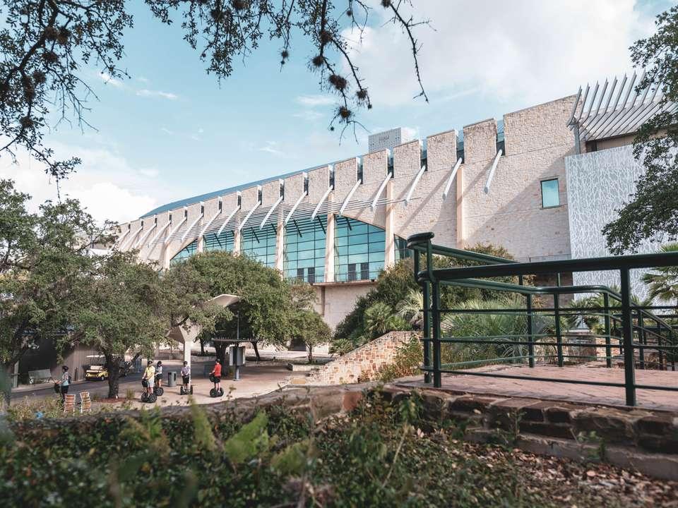 Hemisfair Park in San Antonio