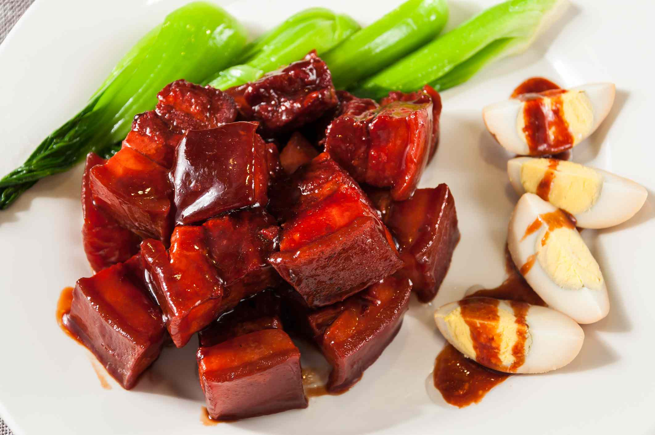 Chinese Braised Pork, Hong Shao Rou