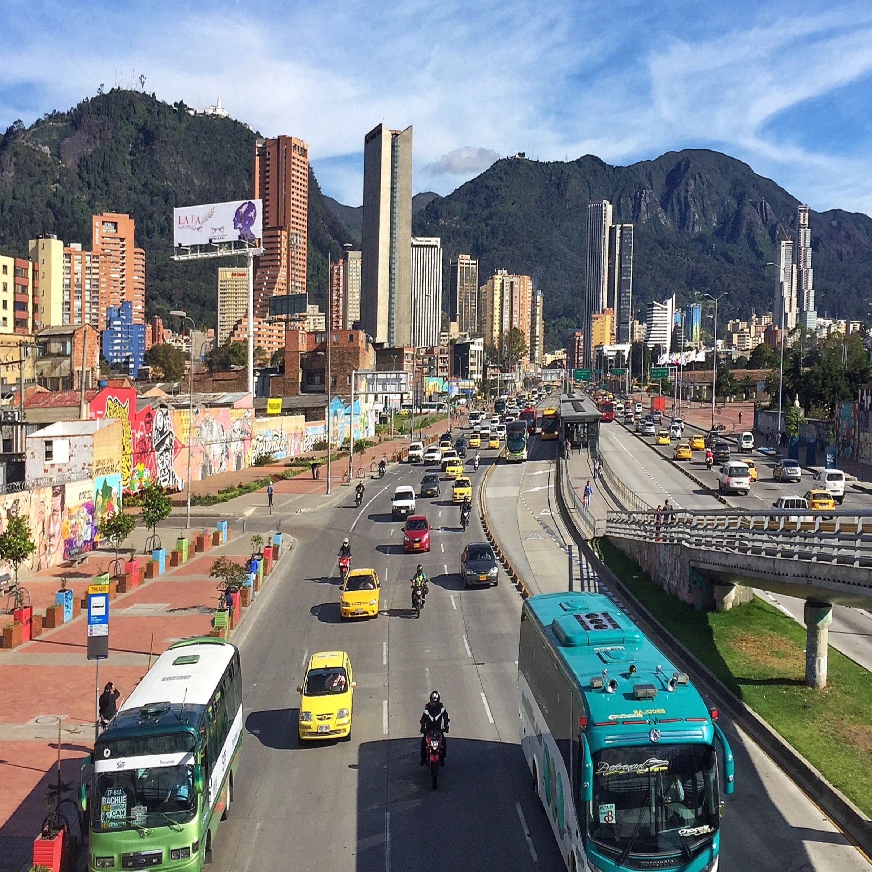 Bogota - City in Colombia - Sightseeing and Landmarks ...  |Bogota