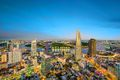 Ho Chi Minh City, Vietnam, skyline and river