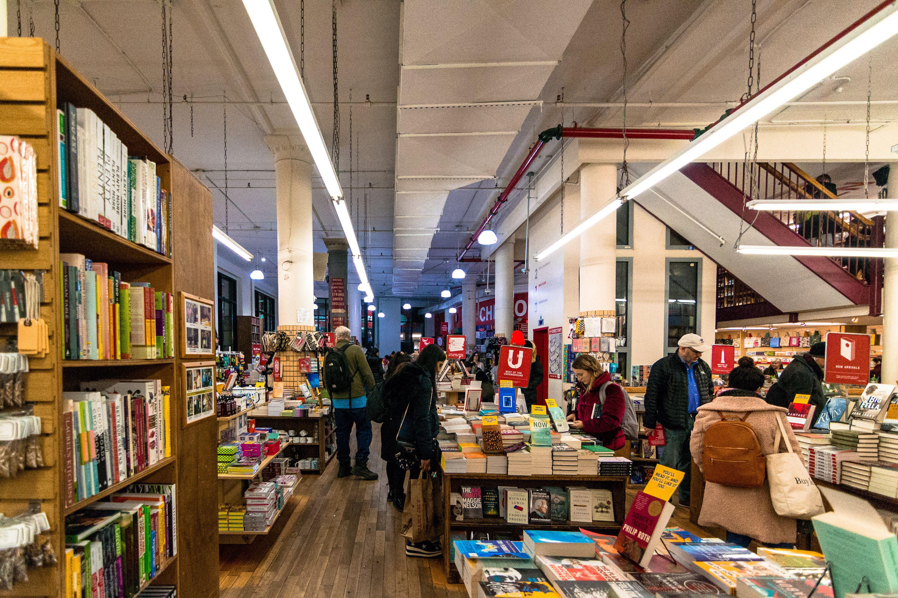 Dentro de la librería strand