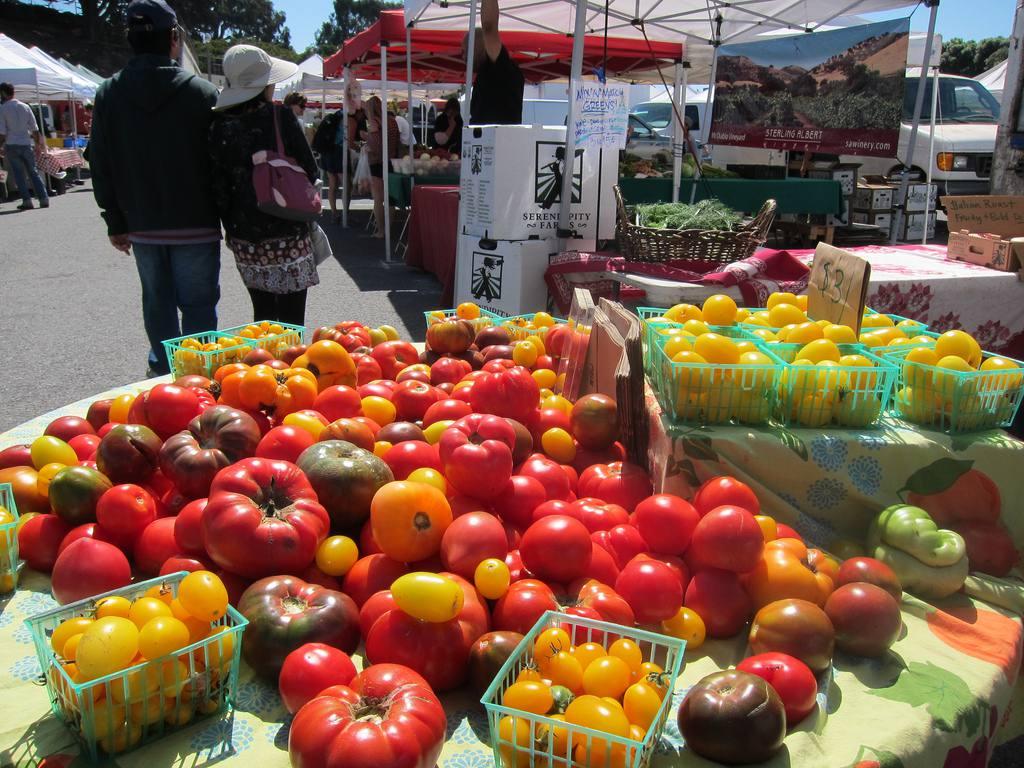 Fort Mason Farmers Market