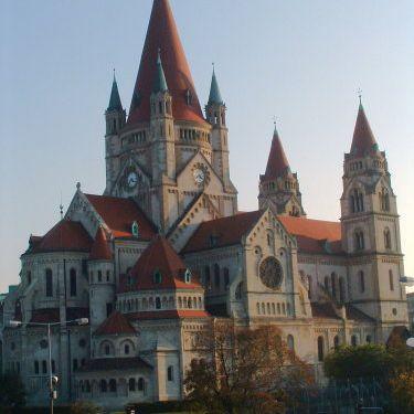 Catedral mexicana en Viena, Austria