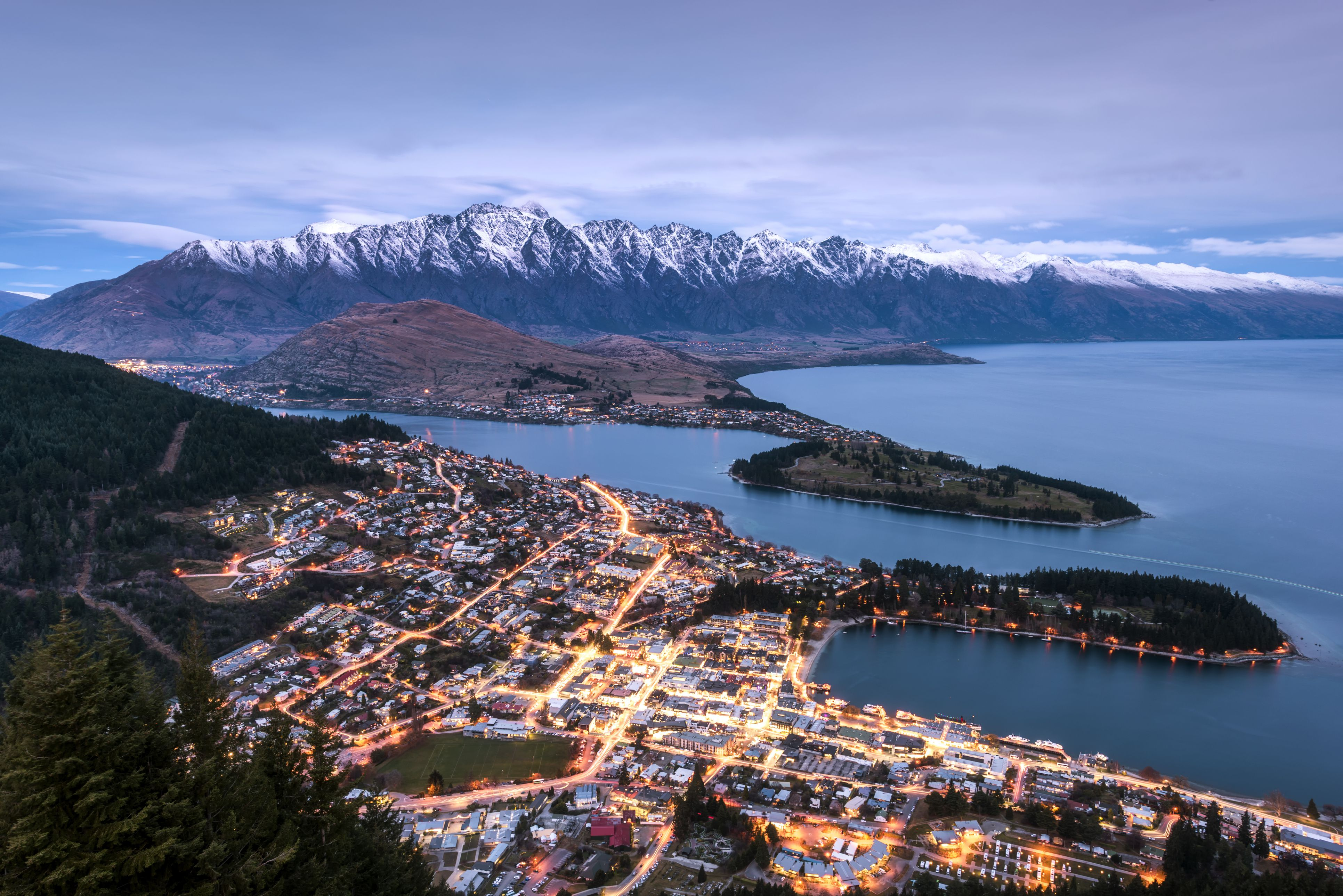 January In New Zealand Weather And Event Guide
