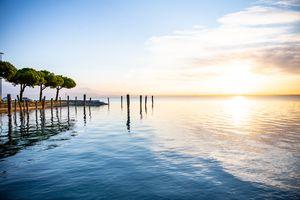 Lago Garda in Italy