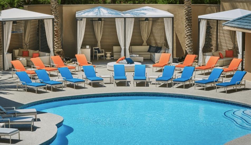 Four Seasons Las Vegas Map.The 9 Best Las Vegas Hotels Of 2019