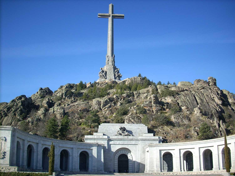 Valle de los Caidos monument, Spain