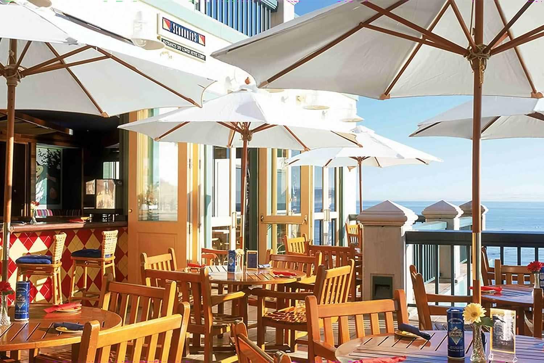 Schooners Coastal Kitchen at the Monterey Plaza