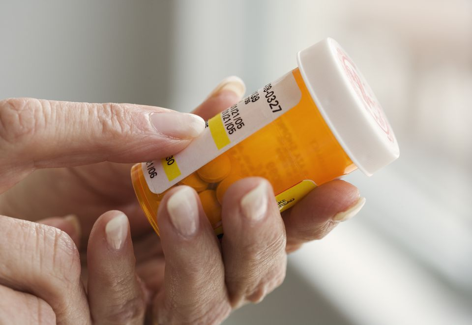 Medicamentos con receta
