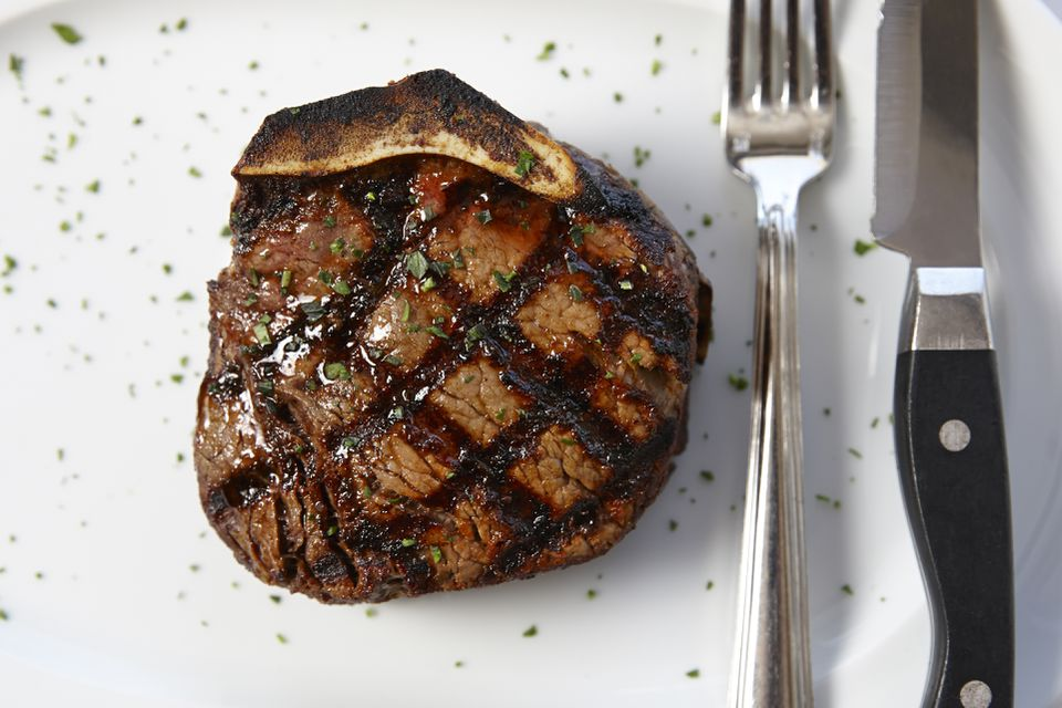 Bone-In Filet