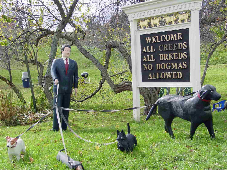 Dog Chapel Vermont