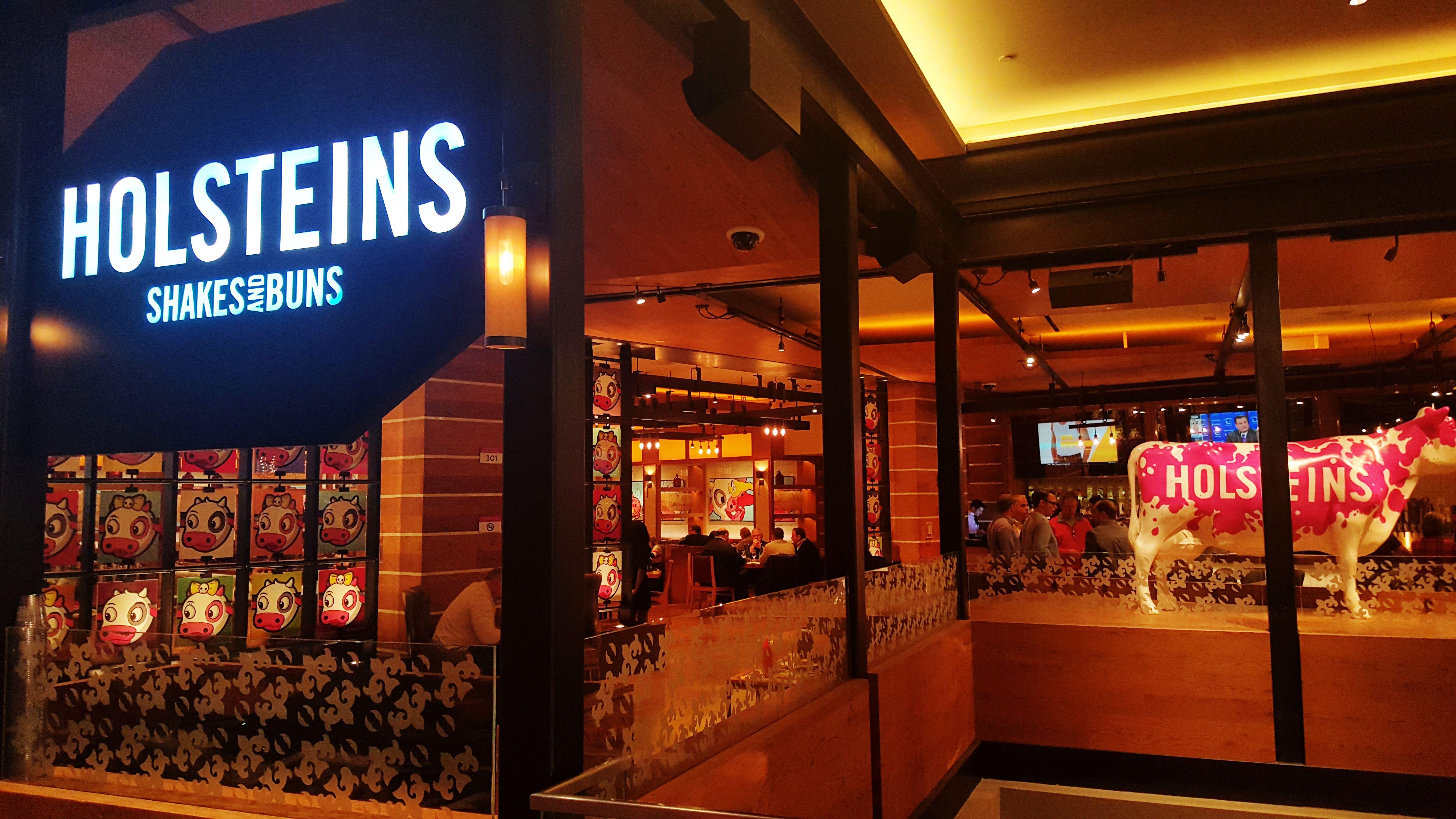 Holsteins Shakes and Buns at Cosmopolitan Las Vegas